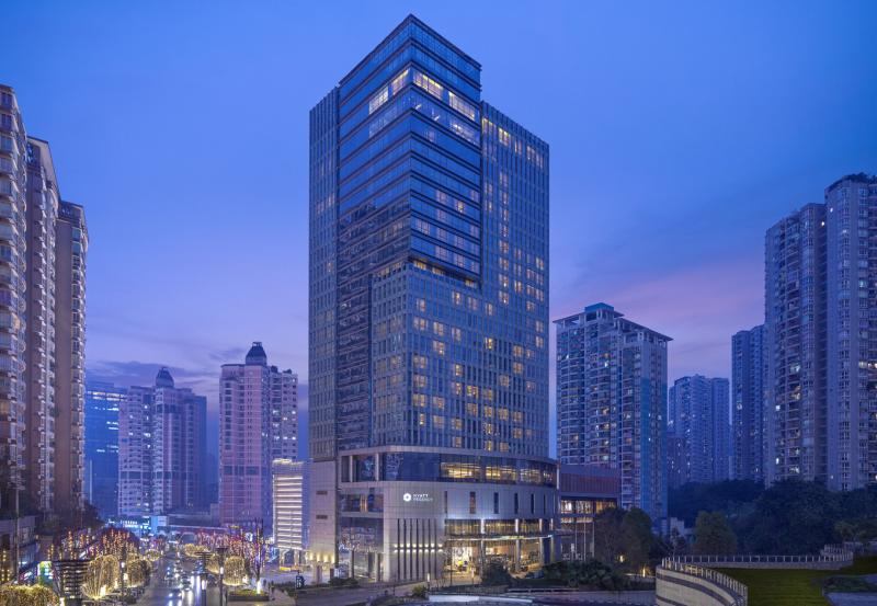 重庆富力凯悦酒店